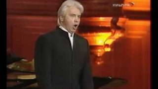 Dmitri Hvorostovsky -Songs & Dances of Death- Field Marshall