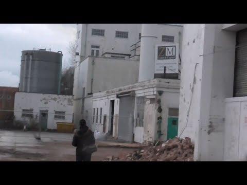 URBEX: Abandoned Shredded Wheat Factory In Welwyn Garden City