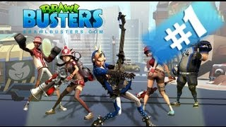 Brawl Busters - First Look / F2P (Gameplay/Commentary) (PC/HD)