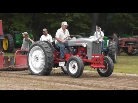 2017 Cliff Clark Sr  Memorial Tractor Pull