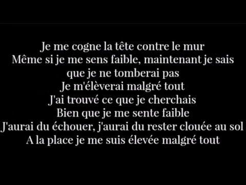 Bang my head - David Guetta ft Sia (traduction française) - YouTube