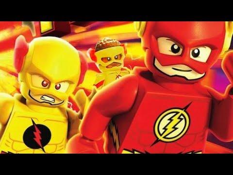 The Lego Flash Movie Trailer (2018) Animated Movie - YouTube