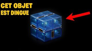 CET OBJET EST DINGUE (Cube De L