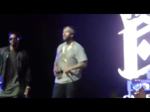"Omarion - ""Post To B"" The Rawwest Alive Tour, Adelaide Australia 2016 Live HD"