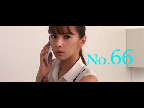 """北川景子、ノースリーブシャツで""""デキるOL姿""""披露 シードコンタクトレンズ『シード Eye coffret 1day UV』新CM「No.100 is YOU」篇&メイキング映像"""