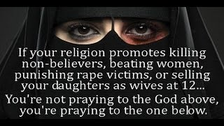 The Peaceful Religion Of Islam Press Release: ALL Christians Are allah's Enemies & Must Be