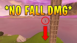 *TRICK* Land faster without falling damage - Fornite Funny & Awesome Moments #11