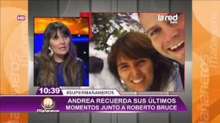 Andrea Sanhueza y su experiencia paranormal