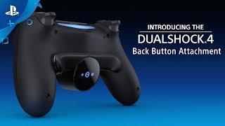 DUALSHOCK 4 Back Button Attachment - Announce Trailer | PS4