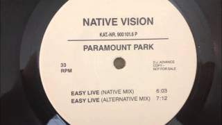Native Vision - Easy Live