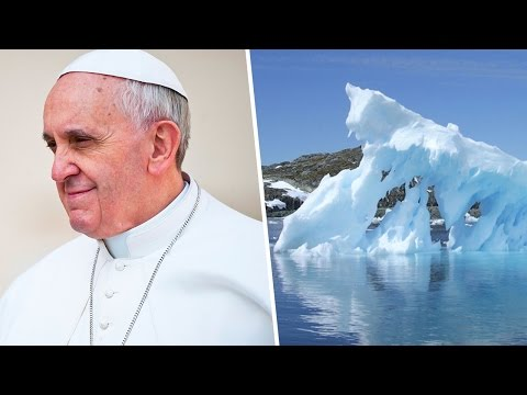 Pope Francis To Tackle Climate Change