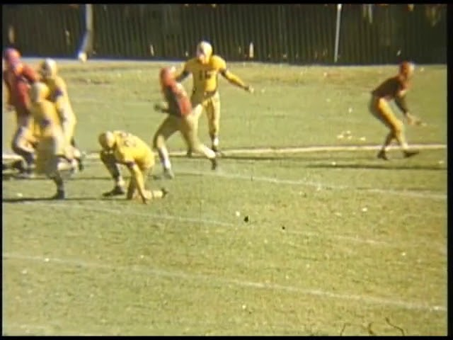 1939 Garfield at Passaic HS Football