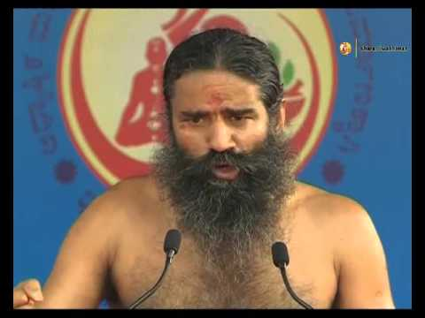 Yog Diksha Shivir: Swami Ramdev | Yelahanka New Town, Bengaluru | 26 March 2016 (Part 2)