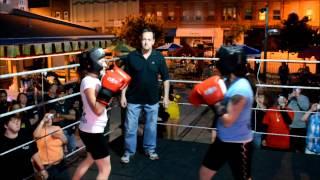 6.5.2014 SYDNEY vs  ASHLY-FOXY BOXING at TOLEDO