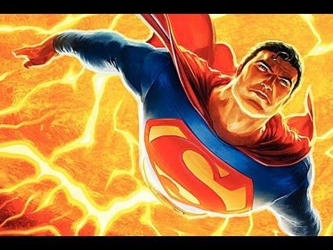 Comic Book Hollywood: All Star Superman.
