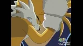 Tails crying in Sonic X