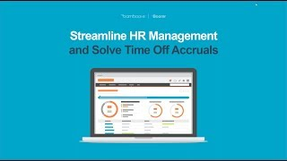 Webinar: streamline hr management and solve time off accruals (w/ boomr & bamboohr)
