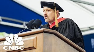 Jim Cramer Delivers Commencement Speech To Students At Bucknell University (Full) | CNBC