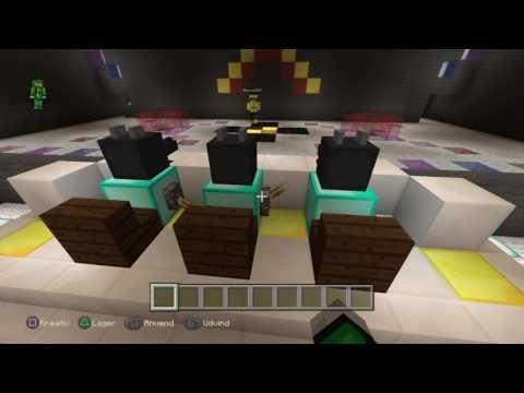 X Factor I Minecraft