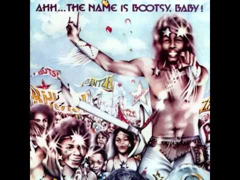 Bootsy Collins & Bootsy's Rubber Band  -  Munchies For Your Love