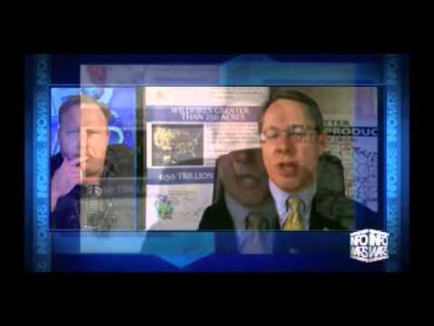 Alex Jones interviews Ken Ivory of American Lands Council Jan 16 2015
