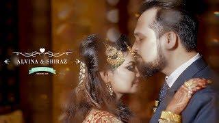 MUSLIM WEDDING HIGHLIGHT | ALVINA & SHIRAZ | HOSTUDIO |