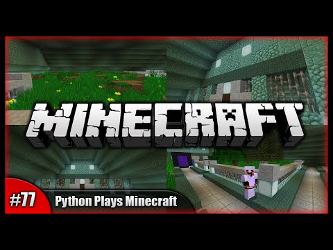 Python Plays Minecraft || The Neptune's Empire Nature Reserve! || Minecraft Survival PC [#77]