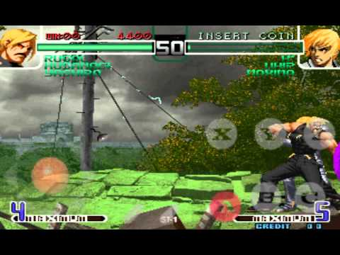 the king of fighters 2002 magic plus rom download