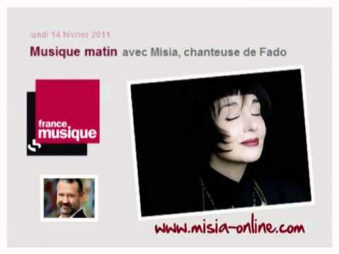 MISIA - Interview (France Musique)