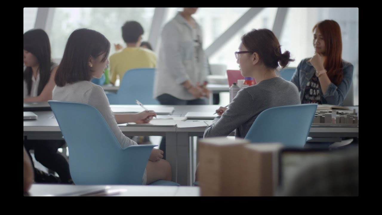 New Learning Environment at the Hong Kong Polytechnic School of Design - Steelcase Education