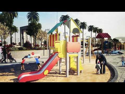 تدشين حديقة جديدة ترفيه للأطفال في مدينة بركان Ville berkane