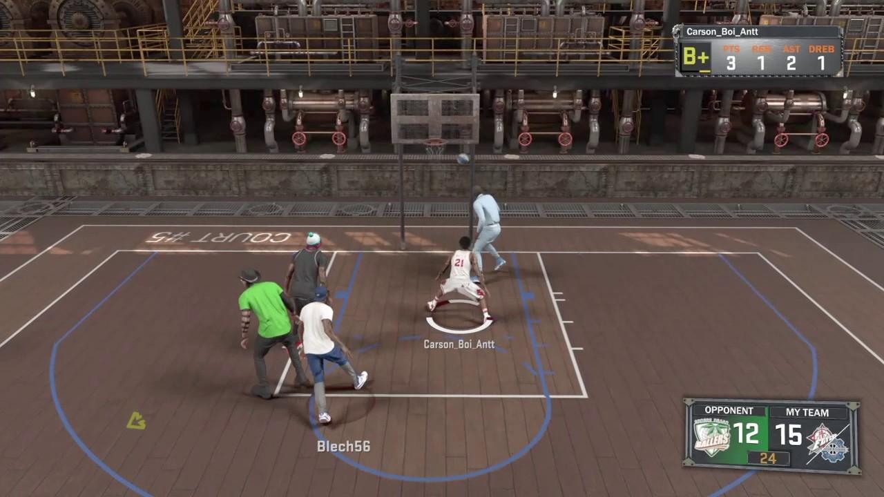 NBA2K17| MIDGETS VS GIANTS!!!!! - YouTube