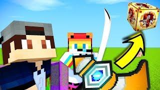 EN İYİ TEXTURE ŞANS BLOĞU - Minecraft İnca Lucky Block w/Sinan Koçali