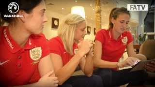 TWITTER CHAT: Jade Moore, Jill Scott & Steph Houghton answer your questions