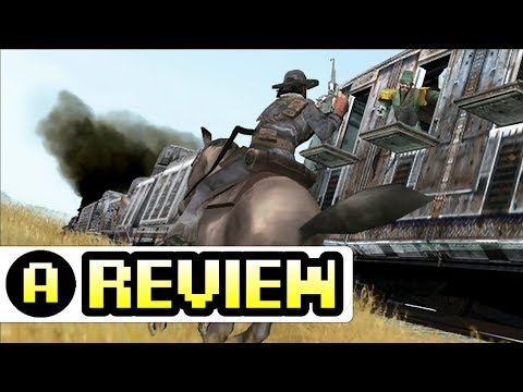 Read Dead Revolver (PS4) Review - A's GAMING moments