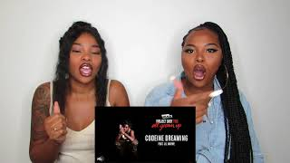 Kodak Black - Codeine Dreaming (Feat. Lil Wayne) REACTION