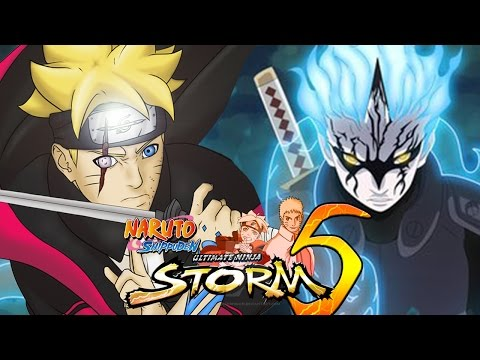 Naruto Mugen Storm 5 All Ultimate Jutsu + Awakening + Characters | Shippuden Ninja PC Game