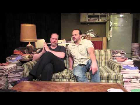 None Too Fragile- interview with cast of On An Average Day