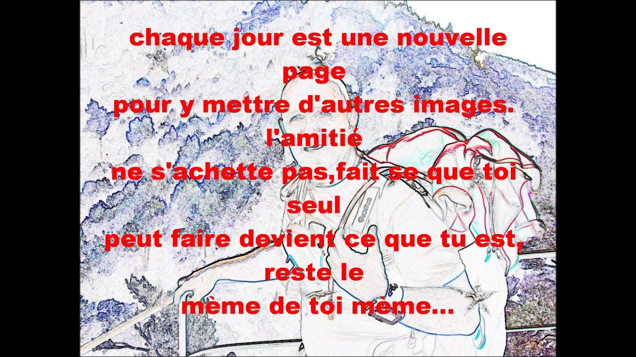 Poème De La Vie