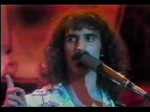 Frank Zappa & The Mothers - Room Service