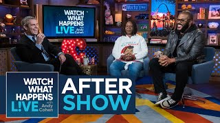 After Show: Will Tyler Perry Buy Rights To 'Sister Act 3'? | WWHL