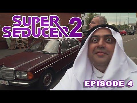 Super Seducer 2 - Episode 4 - Mamoudh et son harem