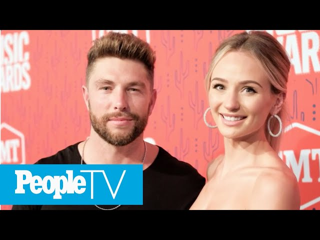 Chris Lane and Lauren Bushnell Expecting Their First Child   People