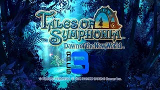 Tales Of Symphonia : Dawn of the New World  - RPCS3 TEST 2 (InGame / Playable?)