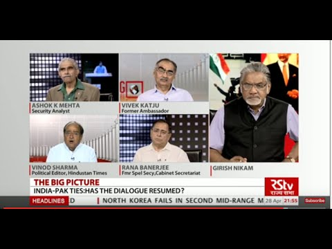 The Big Picture - India-Pak ties: Has the dialogue resumed?