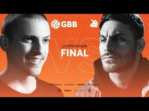 NME vs RYTHMIND   Grand Beatbox Battle 2019   LOOPSTATION Final