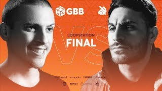 NME vs RYTHMIND | Grand Beatbox Battle 2019 | LOOPSTATION Final