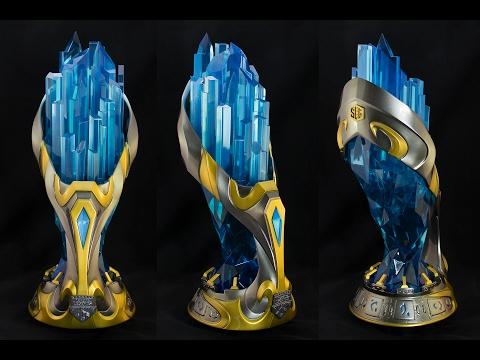 Superleague Gaming League of Legends City Champs Trophy Build