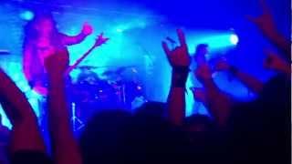 Destruction Chile 2013 -  Eternal Ban / Life Without Sense