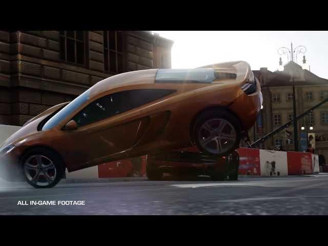 Forza Motorsport 5 E3 Trailer